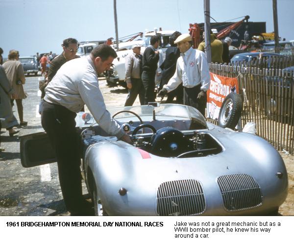 1961 Pilot Porsche