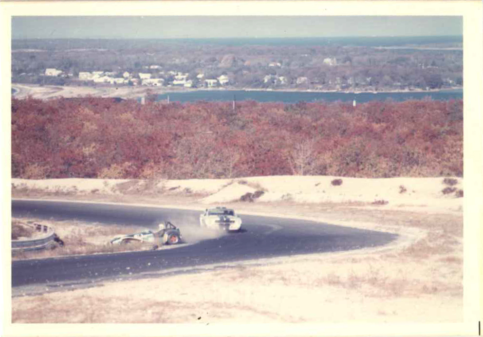 Judging by the fall colors, this is one of the last races of the year in EMRA's 1972 calendar.