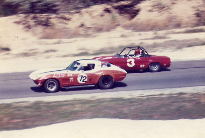 May 1972 SCCA Nationals
